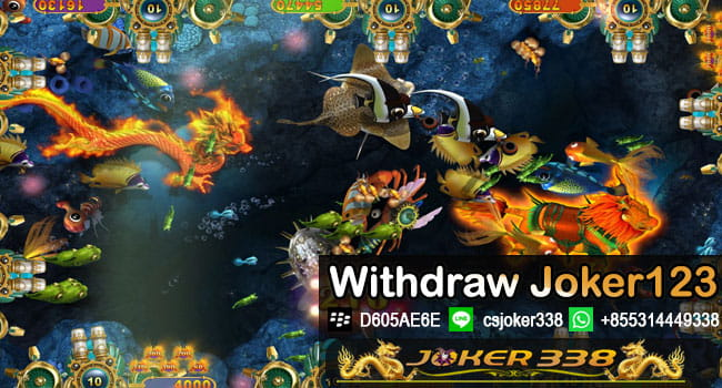Withdraw Joker123