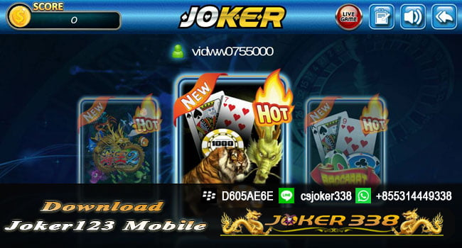 Download Joker123 Mobile